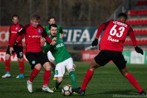 23 FC Flora vs Narva JK Trans 0-0 07.04.18
