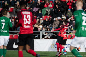 42 FC Flora vs Narva JK Trans 0-0 07.04.18