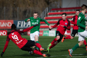 45 FC Flora vs Narva JK Trans 0-0 07.04.18