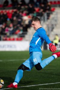 46 FC Flora vs Narva JK Trans 0-0 07.04.18