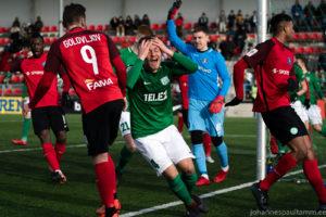 51 FC Flora vs Narva JK Trans 0-0 07.04.18