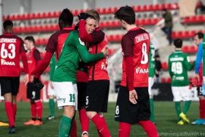 55 FC Flora vs Narva JK Trans 0-0 07.04.18