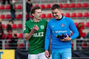 56 FC Flora vs Narva JK Trans 0-0 07.04.18